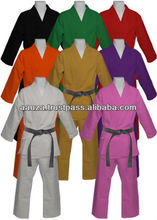 100%cotton color karate