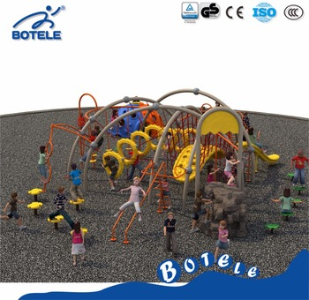 Good Quality Used Outdoor Playground Equipment for Kids Bl-001A