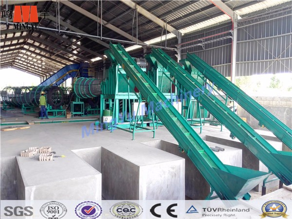 High Effecitive Palm Fruit And Coconut Husk Fiber Extractor/coconut fibre extracting machine