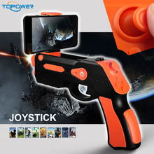 Factory cheap realistic toy guns plastic VR gun AR guns for mobile phones