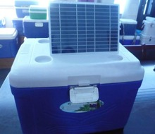 High quality solar pinnacle trolley cooler box for sale