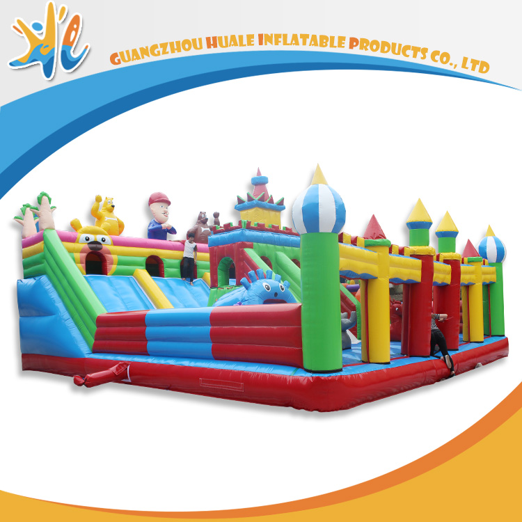 Good Quality Popular Inflatable Animal Jumper Bouncer House