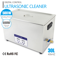 Professional Industrial Ultrasonic 30Liter Marine Filter Cleaning Machine JP-100S