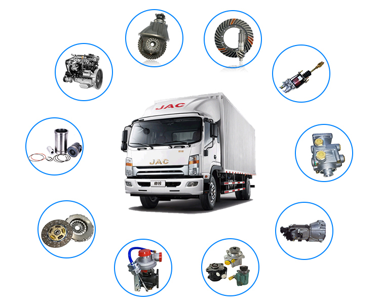 jmc original truck diesel engine parts jmc JX493ZQ 31+77 piston pin Jmc truck spare parts