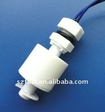 vertically mounted plastic water level sensor