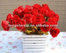 Christmas Decoration Rose Flower