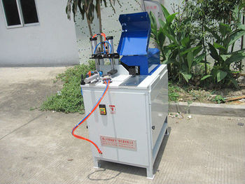 Cutting saw /Aluminum Gas to liquid 45 degrees desktop cutting machine /Aluminum windows and doors processing machinery
