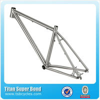 Light weight titanium mountain bike frame TSB-CBM1001