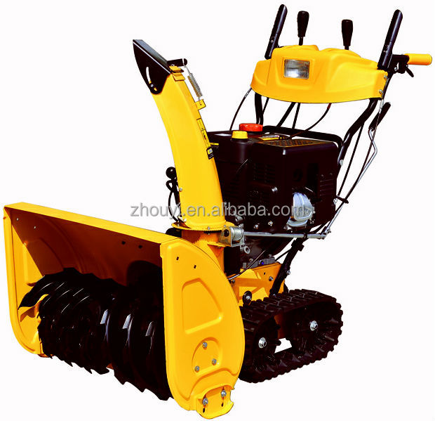 11HP zongshen engine Gas cheap snow blower