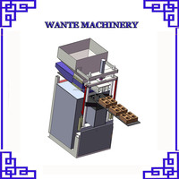 WT2-10 2pcs/mold High production clay mixing machine for making bricks,tiles and blocks