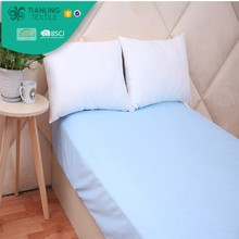 100%Cotton Elastic Circle Bed Mattress Cover With Elastic