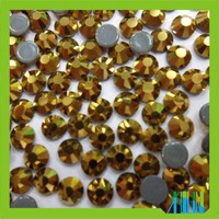 Hot Fix Flat Back Rhinestones Ss10