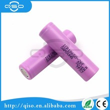 Lithium Ion rechargeable Battery Cell ICR18650 26fm/fu 3.7v 18650 samsung sdi 2600mah battery