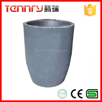 Smelting Copper Clay Graphite Crucible For Sale
