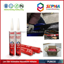 Solvent Free Fast Cure High Strength PU Adhesive Sealant for Auto Windscreen