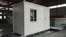 CE certifed steel frame container house