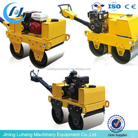 Fully Hydraulic Double Drum Vibration Roller/Road Roller