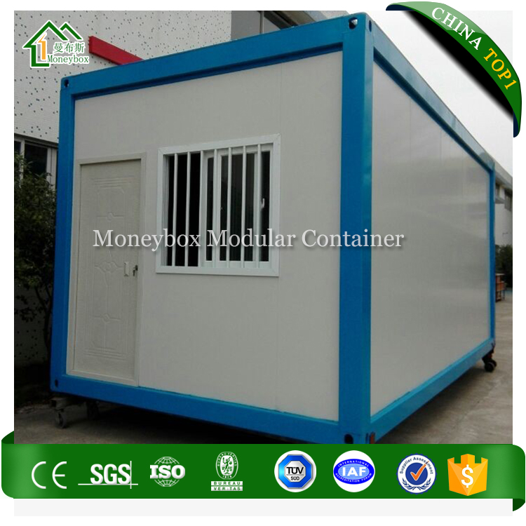 Sudan Economic modern temporary sandwich panel container office/Immigrant camp Quonset in construction site