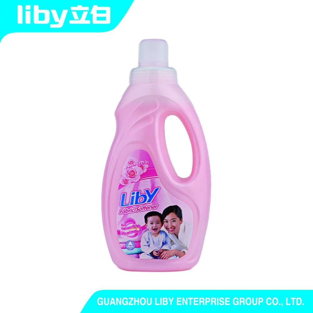 Liby High Quality Apparel Cleaner Fabric Softener (500ml*24)