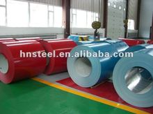 Secondary low price galvanized steel with ral color coating