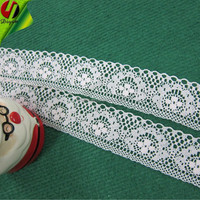 2015 Hot Sale Nylon Lace 187 Common Designs Lace Trim