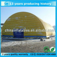 Popular inflatable industry warehouse tent