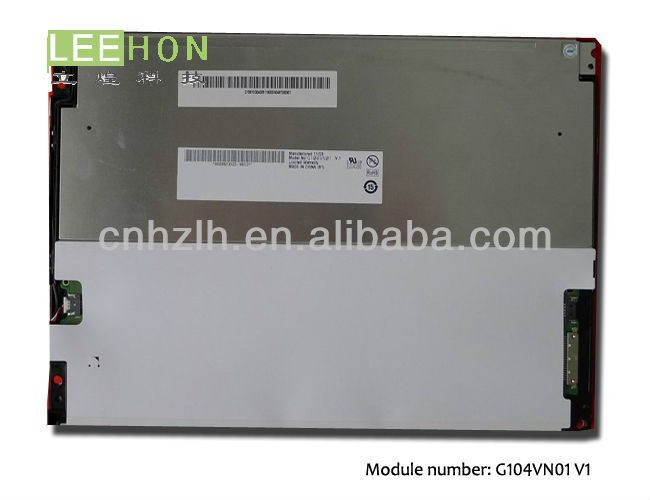 "AUO 10.4"" 640x480 tft lcd display"