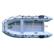inflatable PVC rubber sports boat/ dinghy