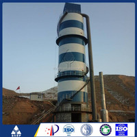 Energy-saving Vertical Shaft Kiln For Active Lime Calcination