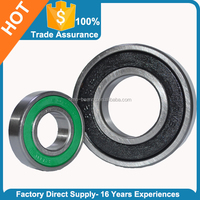 China Long Life Stainless Steel Or Chrome Steel Deep Groove Ball Bearing 6300 2rs 6301zz For Diesel Engine
