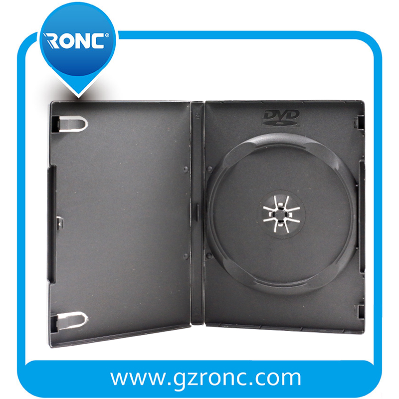 Hot selling High Quality pp 14MM cd/dvd case