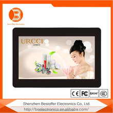 22 inch Indoor wall mounted ODM/OEM Android OS Functions LCD/LED digital screen & customized LCD advertising display