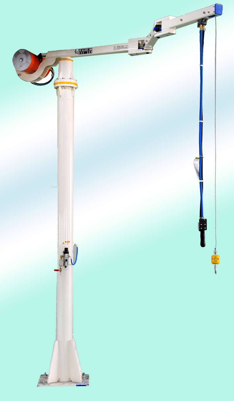 PNEUMATIC AIR BALANCE ARM HOIST/ DSC-300/ 200KG