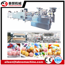 Complete Automatic used lollipop machinery