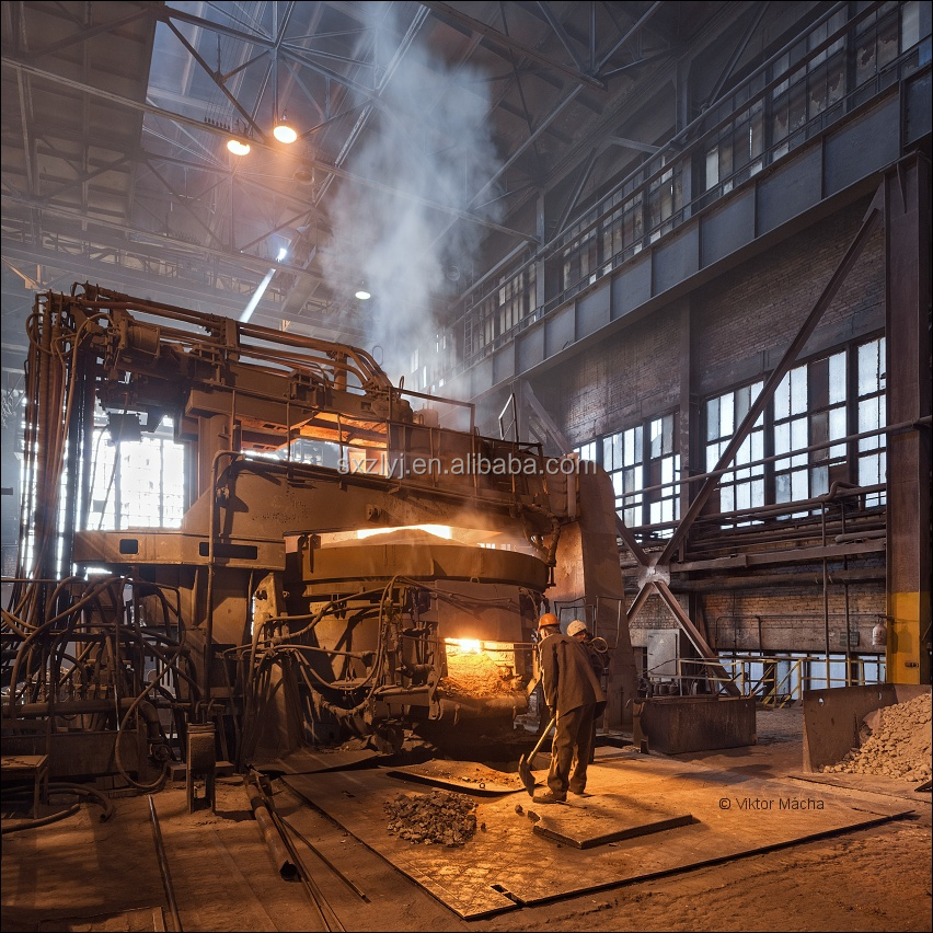 1-50 tons electric arc furnace / EAF for steel making