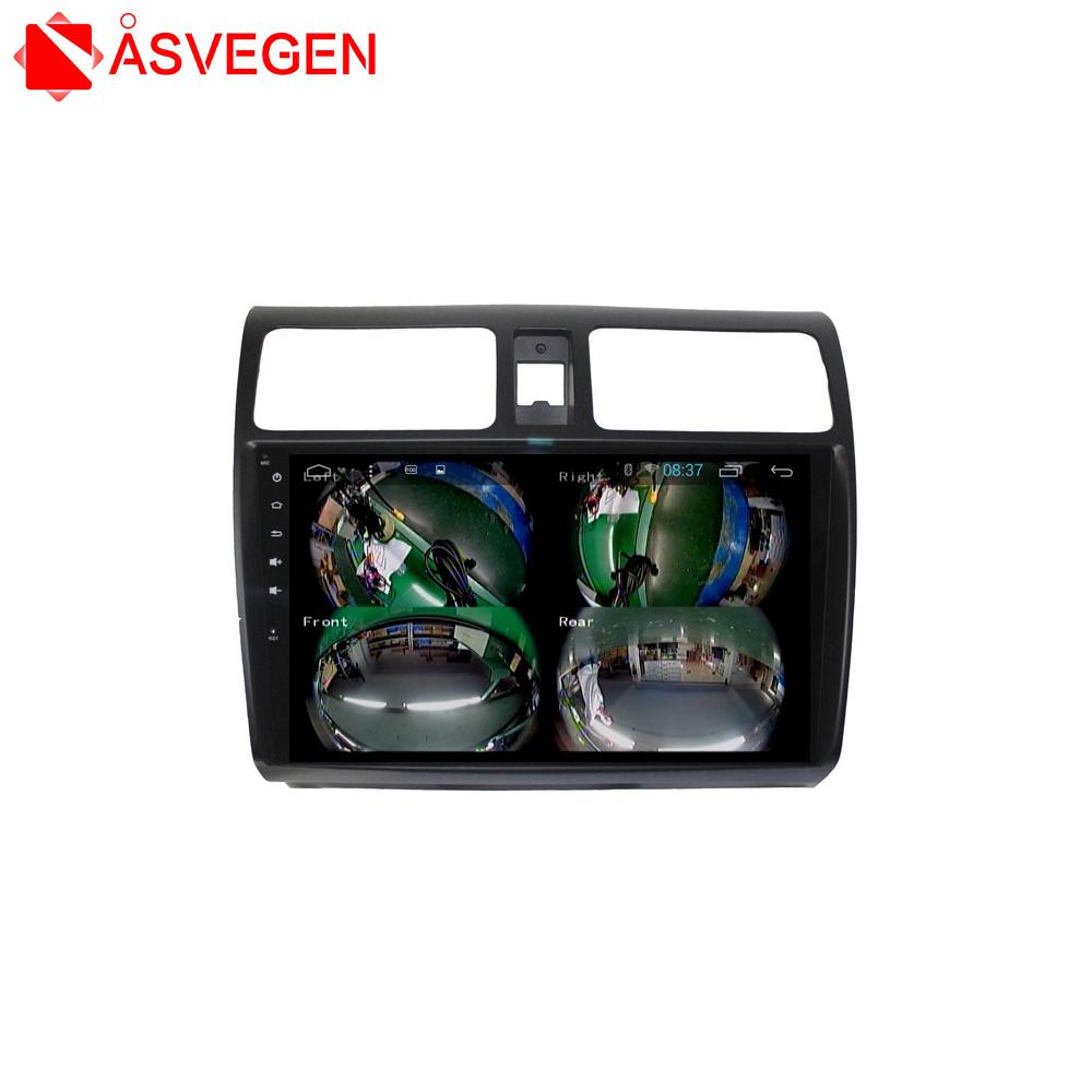 360 Degree Driving Panorama Park Bird View Car Camera Only for HD 3D Surround View Monitoring System For 2005 Suzuki Swift