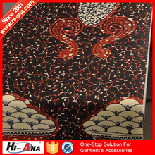 hi-ana fabric2 Over 95% of clients place repeat orders Ningbo african textile fabric