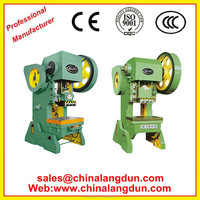 Easy-working high quality handed hole punch press