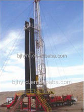 XJ450 oil well workover rig