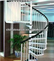 high quality cheap spiral stairs/staircase design