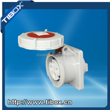 IP44 waterproof plastic male Industrial Plug Industrial Socket Industrial Connector 16A 32A electrical plug&socket