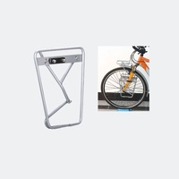 OEM Durable and Cheap Alloy Front Bicycle Carrier Front Bike Cargo Carrier