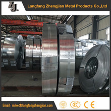 Galvanized steel pipes raw materials Galvanized flat steel in coils
