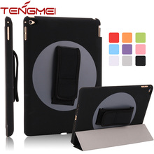 Back stand cover for ipad 360 rotating for ipad cover