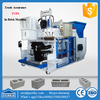 QMY18-15 automatic hollow block manufacturing plant machine / automatic hollow cement brick maker machine