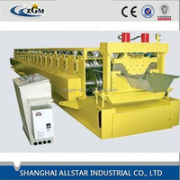 no girder arched tiles making equipment , roof roll forming machine