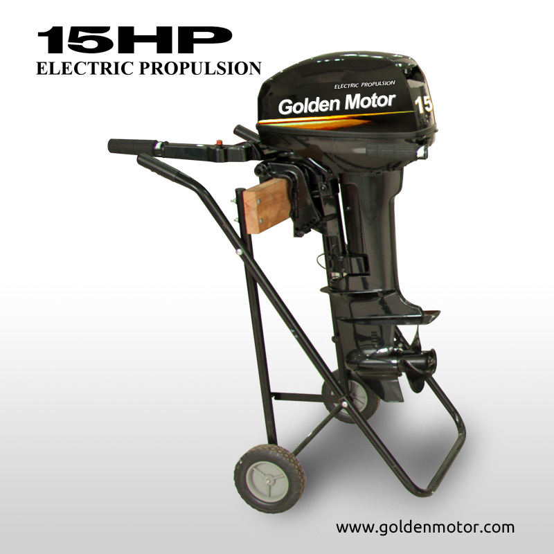 15hp Electric Propulsion Boat Motor   Electric Outboard
