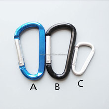 Mini Aluminum Small Climbing Ground Carabiner Keychain Clip Wholesale