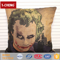 Hot Sale Creative Fashion Movies Design Cushion Printed Pillow Home Decor Lumbar Support Pillow,Home Textile Cushions Covers
