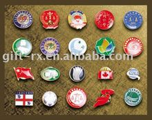 various souvenir badges metal emblem for promotion